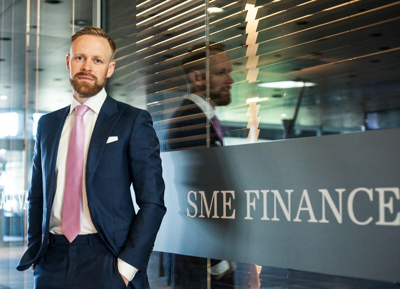 """Smulkų ir vidutinį verslą """"SME Finance"""" finansuoja greičiau"""