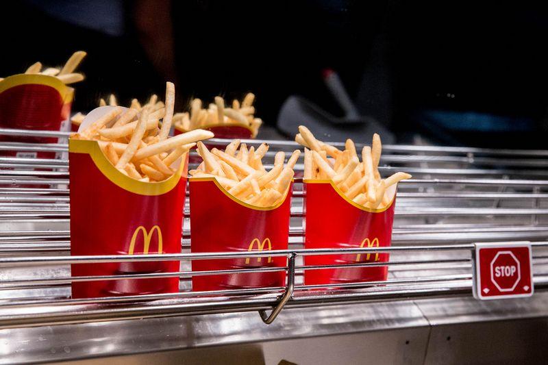 """Didžiausią rinkoje ikimokestinį pelną 2017 m., kaip ir ankstesniais metais, uždirbo """"McDonald's"""" tinklo valdytoja – jis siekė 2,3 mln. Eur. Vladimiro ivanovo nuotr."""