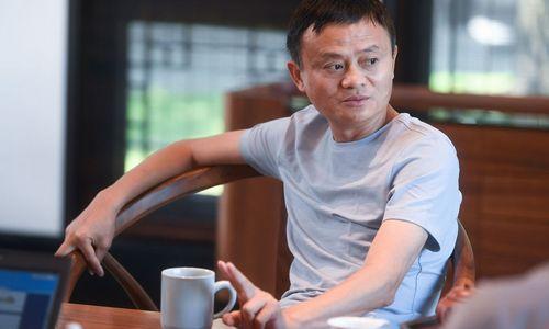 """""""Alibaba"""" įkūrėjas: aš nenoriu numirti biure"""
