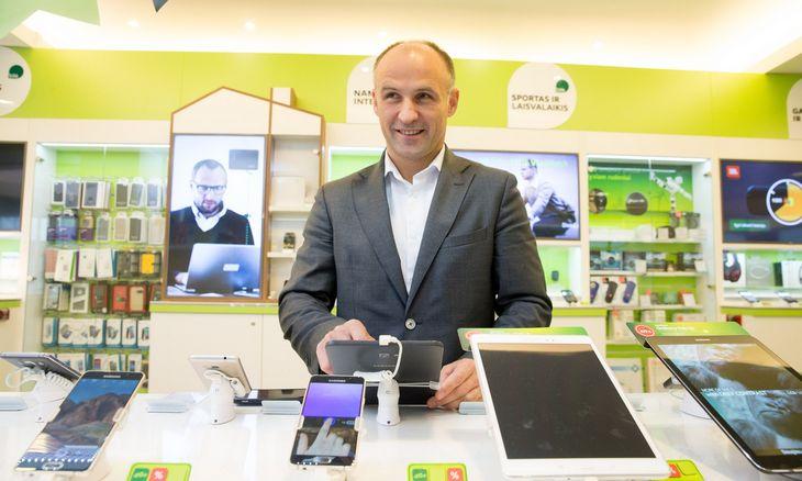 """Interviu su """"Bitė Lietuva""""vadovu P. Kuisiu: operatorių ateitis – papildomos paslaugos"""