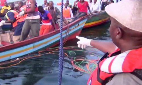 Kelto tragedijos Tanzanijoje aukų skaičius auga