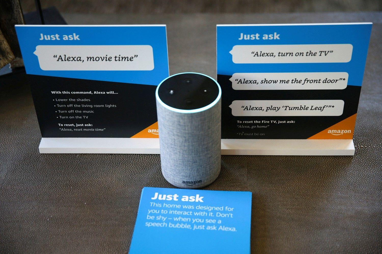 """""""Amazon"""" įrenginiais bando užkariauti naujas nišas"""