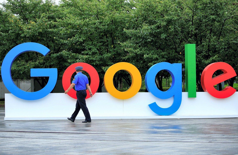 """""""Google"""" toliau renka informaciją iš privačių paskyrų"""
