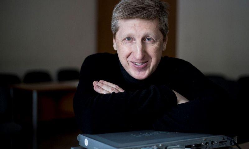 """Kompozitorius Antanas Kučinskas, naujasis Trimito"""" orkestro vadovas. """"15min""""/""""Scanpix"""" nuotr."""