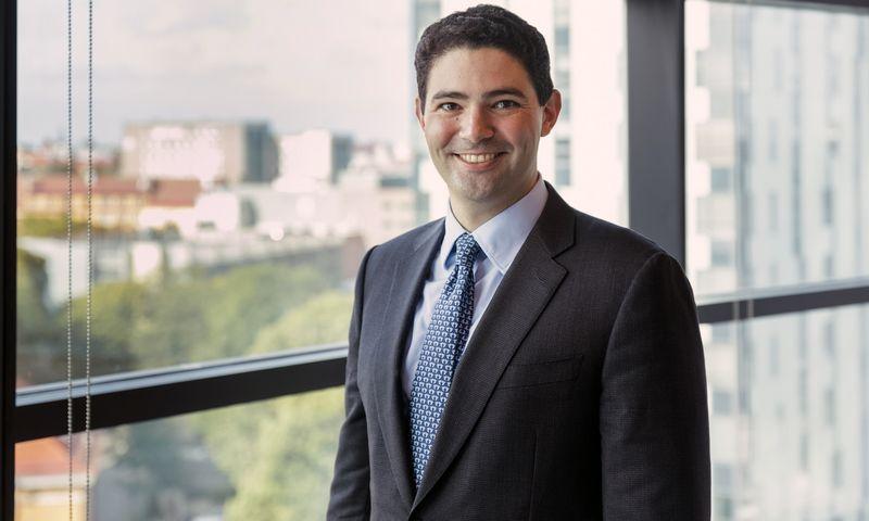 """Nadimas El Gabbanis, """"Blackstone"""" vyresnysis vykdomasis direktorius privataus kapitalo investicijų grupėje. """"Blackstone"""" nuotr."""