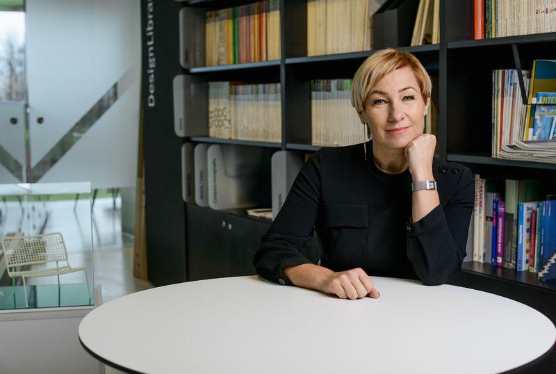 Jurgita Šiugždinienė, Kauno technologijos universiteto Socialinių, humanitarinių mokslų ir menų instituto docentė. KTU nuotr.