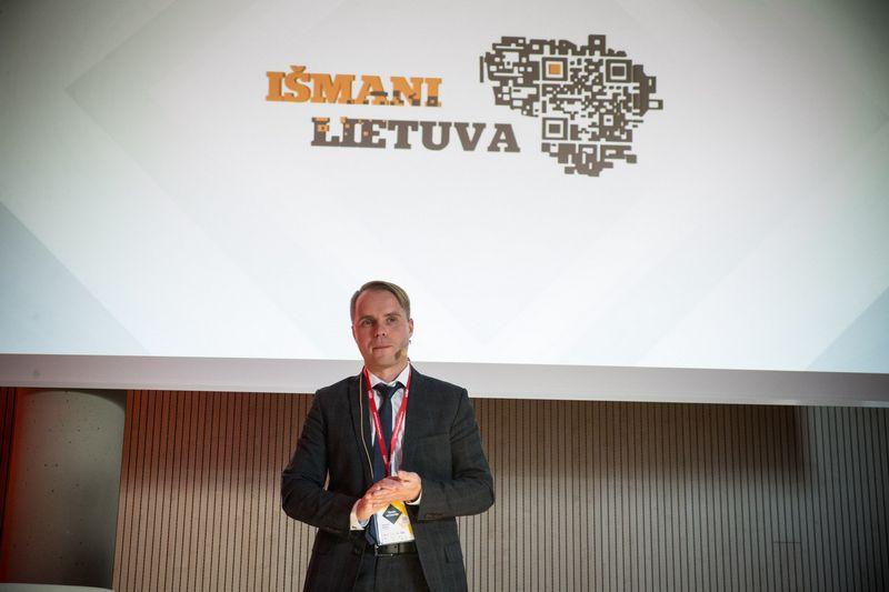 Kęstutis Šetkus, MITA direktorius. Vladimiro Ivanovo (VŽ) nuotr.