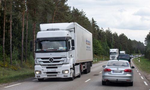 Lietuva ir Baltarusija apsikeitė didesniu leidimų kiekiu
