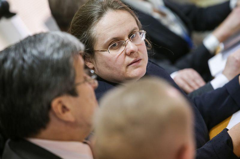 Seimo narė Agnė Širinskienė. Vladimiro Ivanovo (VŽ) nuotr.