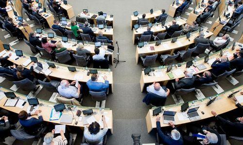 Valdantiesiems pritrūko balsų iki šešių padidinti Seimo pirmininko pavaduotojų skaičių