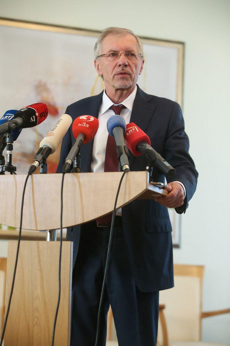 Gediminas Kirkilas. Vladimiro Ivanovo (VŽ) nuotr.