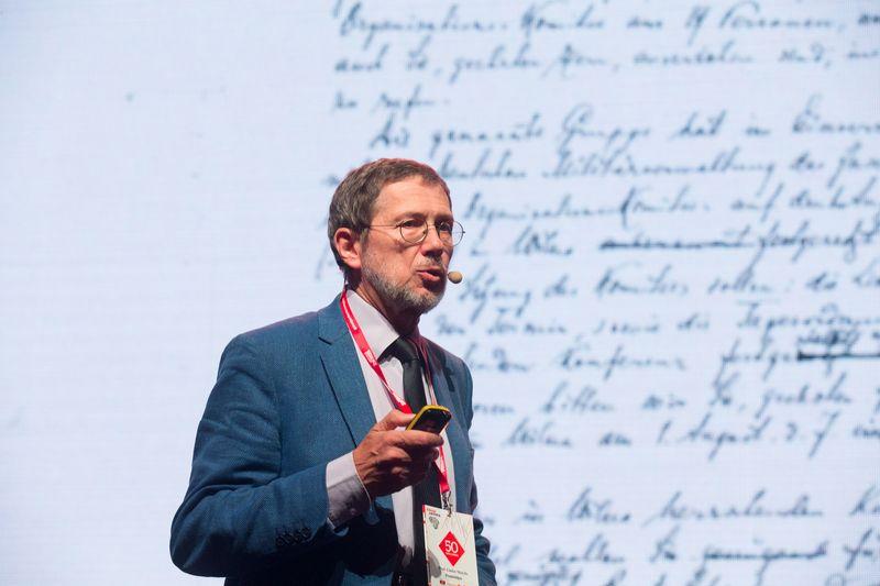 VDU profesorius Liudas Mažylis. Juditos Grigelytės (VŽ) nuotr.