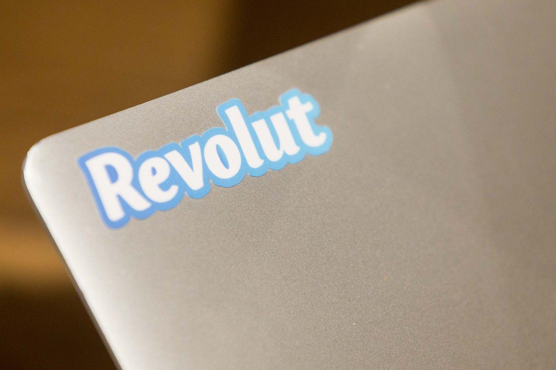 """""""Revolut"""" penkiagubino pajamas ir dvigubino nuostolį"""