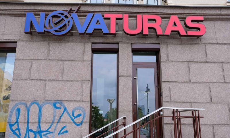 """Novaturo"" biuras. Vladimiro Ivanovo (VŽ) nuotr."