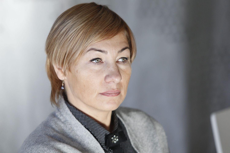 Konservatorių kandidatė į Kauno merus – Šiugždinienė