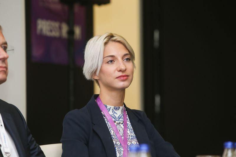 """Monika Kavaliauskė, įmonės """"CasZyme"""" vadovė. Vladimiro Ivanovo (VŽ) nuotr."""