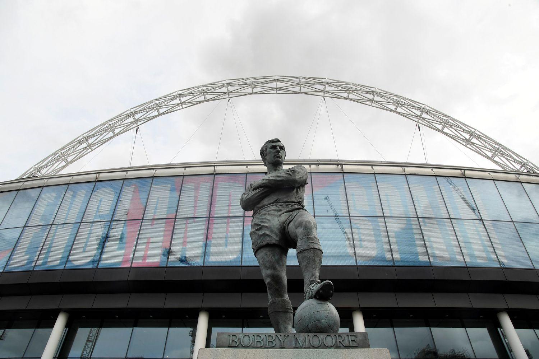 """Anglai artėja prie """"Wembley"""" stadiono pardavimo amerikiečiui"""
