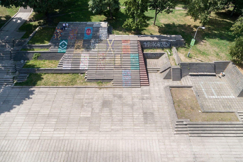 Architektai Reformatų skvero rekonstrukcijai rekomenduoja skelbti konkursą