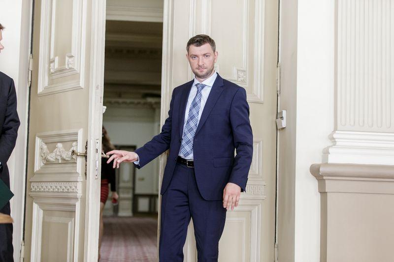 Giedrius Simonavičius. Vladimiro Ivanovo (VŽ) nuotr.