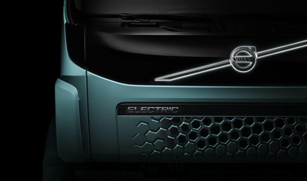 """""""Volvo"""" JAV rinkoje pasiūlys elektrinius sunkvežimius"""