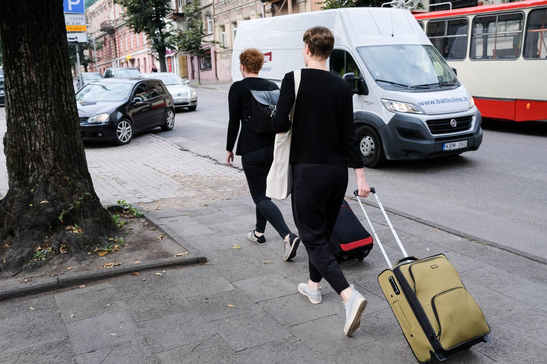 Turisto portretas: prancūzai atostogauja ilgiau, vokiečiai – dažniau