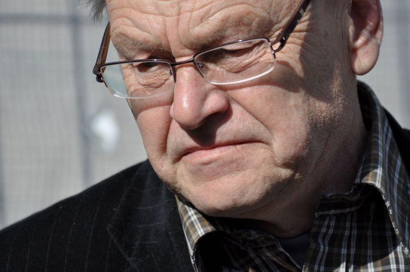 "Šv. Jeronimo premijos laureatas Virgilijus Čepliejus. ""15min"" nuotr."
