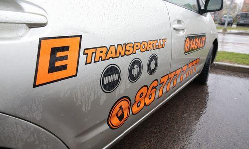 """FNTT: """"Etransport"""" atlygino daugiau kaip trečdalį milijono nesumokėtų mokesčių"""