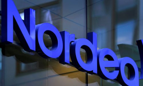 """""""Nordea"""" švedišką vėliavą keičia į suomišką"""