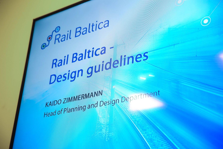 """Rail Baltica"", regis, rūpi tik Briuseliui"
