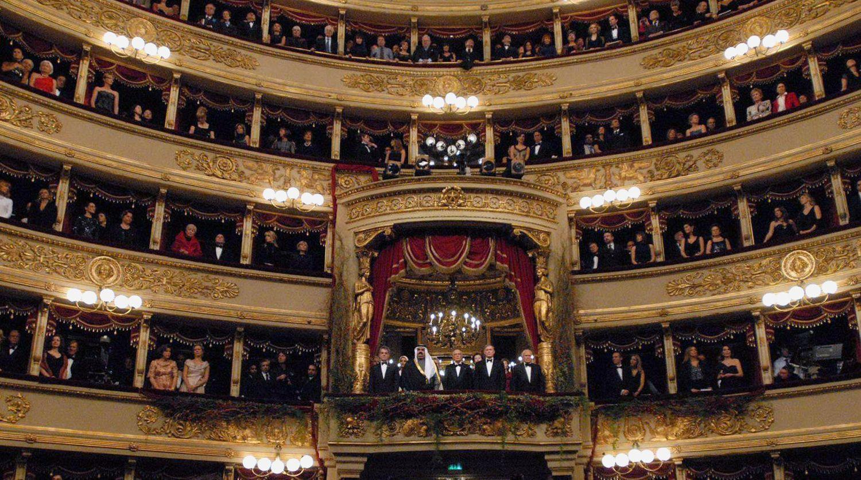"""""""La Scala"""" jaunimui siūlys bilietų po 2 Eur"""