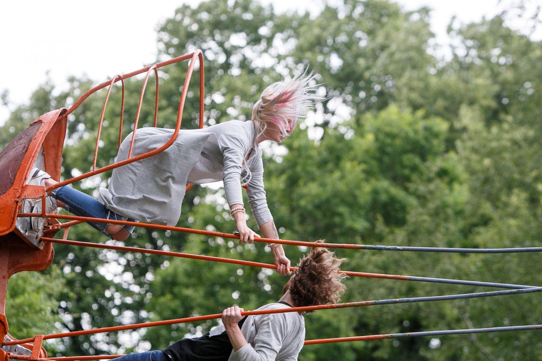 Rekonstruojant Kauno Vytauto parką, jame nebeliks senųjų atrakcionų