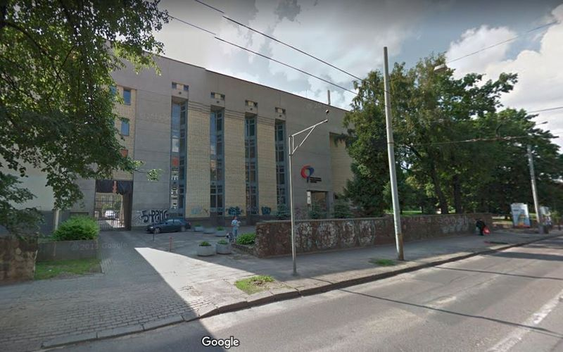 "Pylimo g. 3, Vilnius. ""Google Maps"" nuotr."