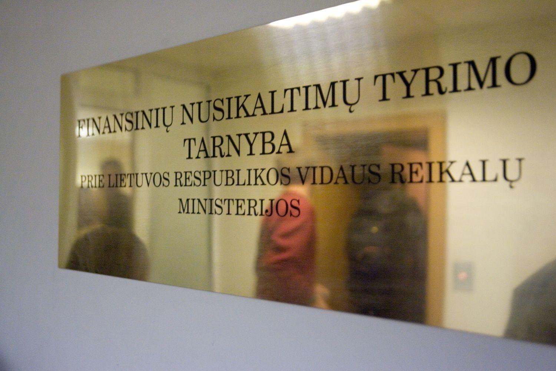 FNTT aptiko šešėlinį trikotažo verslą – priskaičiavo 130.000 Eur PVM