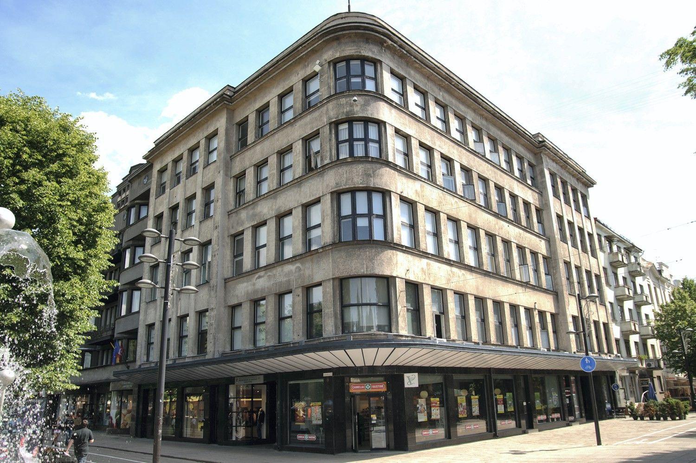 Skelbiami KTU nuosavybės teise valdomų pastatų Kauno centre vieši aukcionai