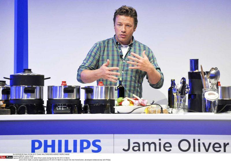 "Jamie Oliver, (""Sipa"" / ""Scanpix"") nuotr."