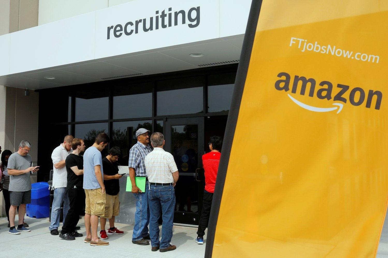 """""""Amazon"""" algų didinimo metodas sulaukė kritikos"""