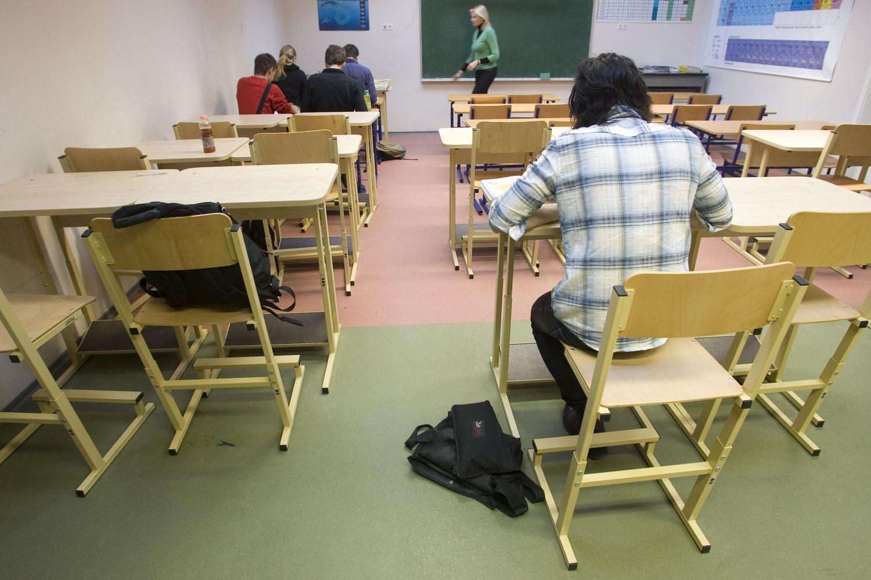 Mokytoju pradeda dirbti tik kas septintas pedagogikos studentas