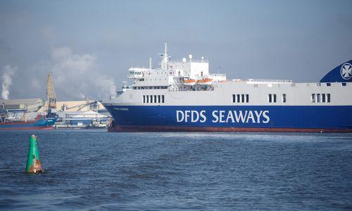 """DFDS Seaways"" ieško papildomo kelto"