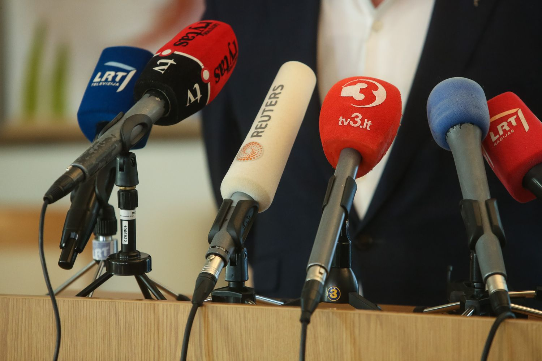 Žurnalistai ragina atšaukti ribojimus gauti Registrų duomenis
