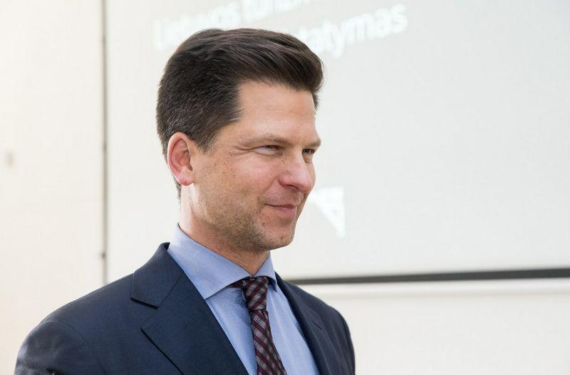 Darius Udrys. Juditos Grigelytės (VŽ) nuotr.