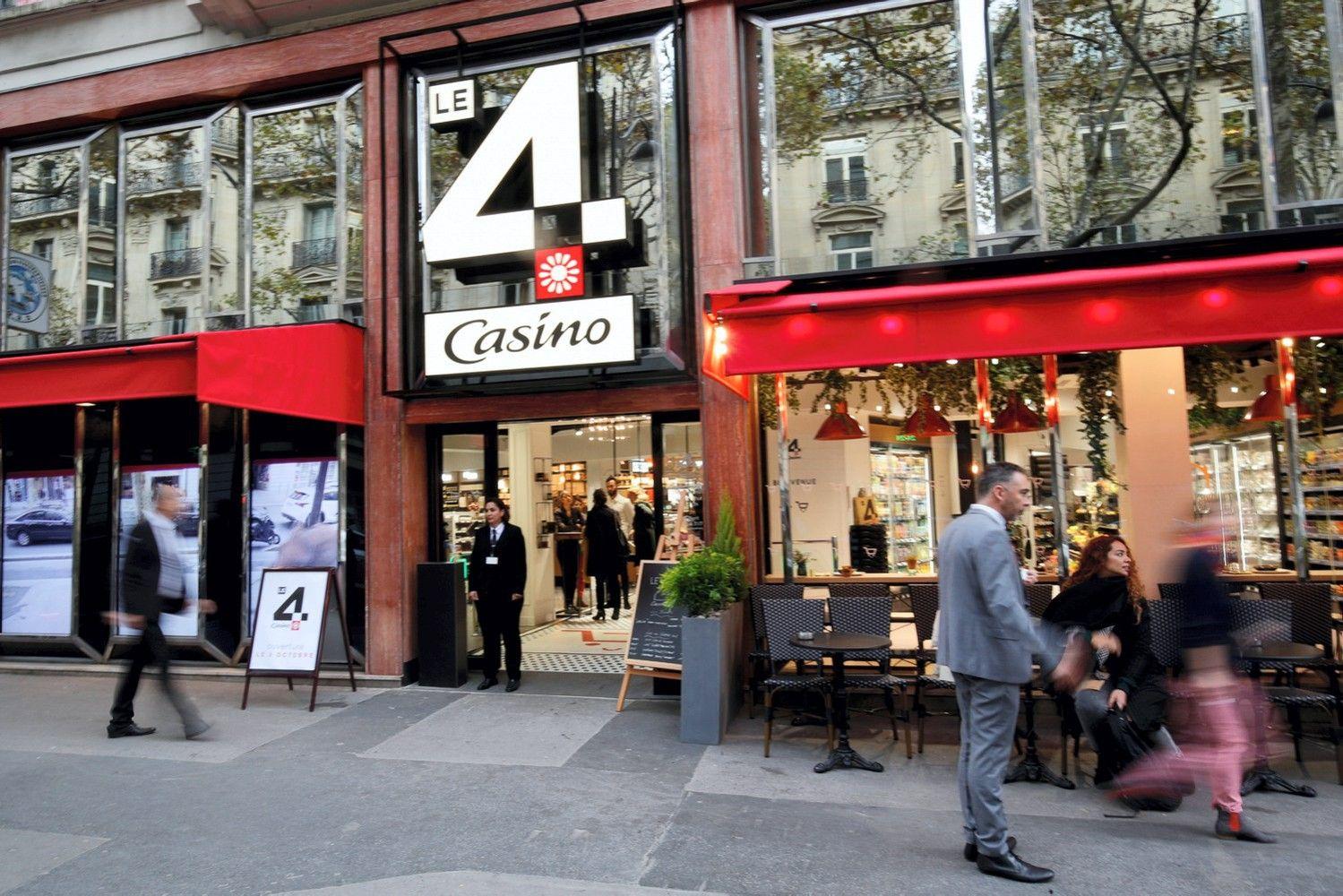 """""""Casino"""" atidarė """"Amazon"""" tipo parduotuvę prie Eliziejaus laukų"""
