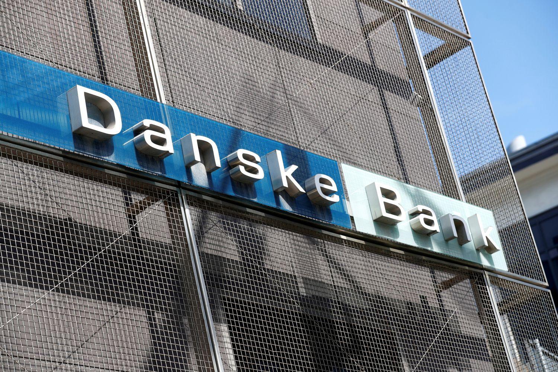 """Išgąsdinti investuotojai išparduoda """"Danske Bank"""" akcijas"""