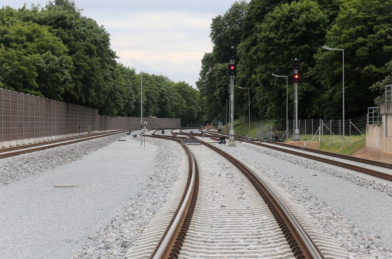 """""""Rail Baltica"""" ruožo Jiesia-Rokaistatybas pavėlino netikėtai aukšti šlaitai"""