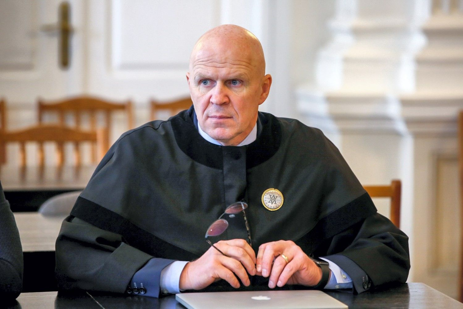 Tarp socialdemokratų kandidatų į Kauno merus – advokatas G. Černiauskas