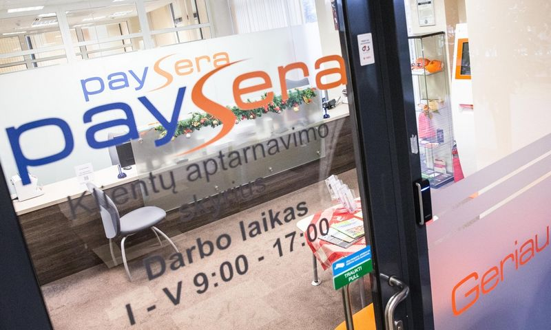 """""""Payseros"""" atstovai tikina, kad bendrovė, vykdydama mokėjimus svetainei filmai.in, jokių teisės aktų nepažeidžia. Juditos Grigelytės (VŽ) nuotr."""