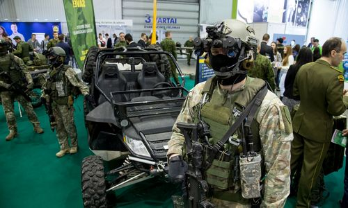 Specialiųjų operacijų pajėgos perka keturračių