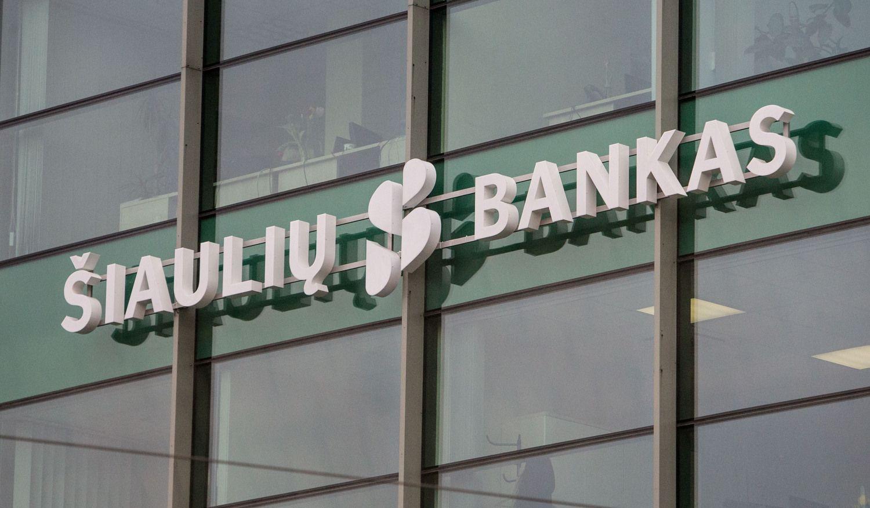 Šiaulių banko pagrindiniai akcininkai nutraukė tarpusavio sutartį