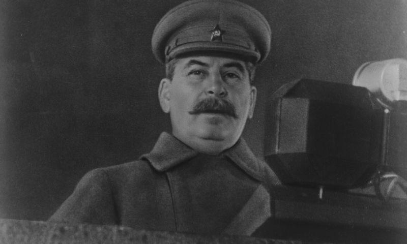 """Josifas Stalinas, 1941 m.  """"Scanpix""""/""""RIA Novosti"""" nuotr."""