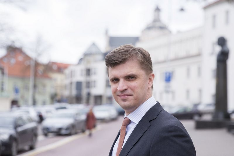 """Giedrimas Jeglinskas, KAM viceministras. Irmanto Gelūno (""""15min"""") nuotr."""