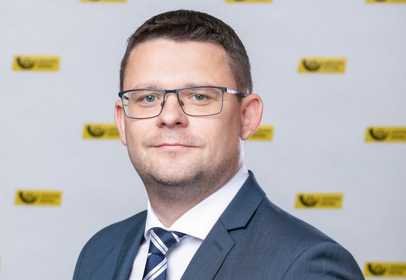 Jonas Sadauskas, nauja Lietuvos pašto Tinklo padalinio vadovas. Asmeninio archyvo nuotr.